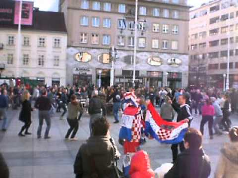 International Rueda De Casino Multi Flash Mob 28/3/2015 Zagreb