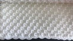 Easy crochet baby blanket /corner to corner crochet