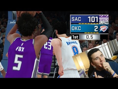 Is It Possible To Score 100 Points In ONE QUARTER? NBA 2K18 Challenge