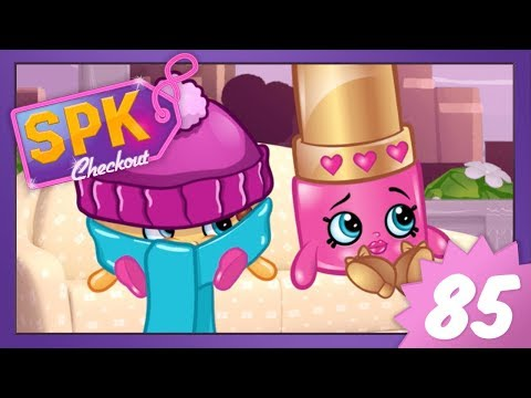 Shopkins Cartoon - Episode 85 – SPK CHECK OUT! Variety Show | Cartoons For Children