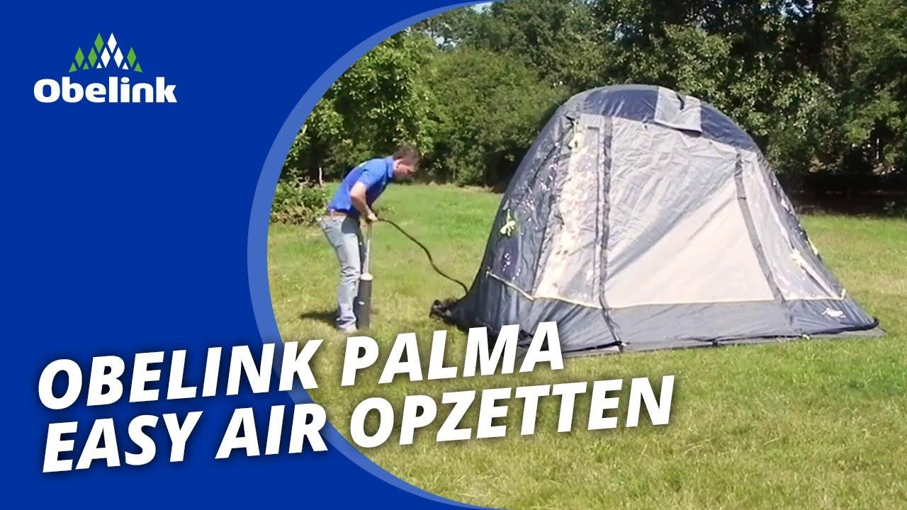Obelink Palma Easy Air Opbouwinstructie Hoe Zet Ik Een