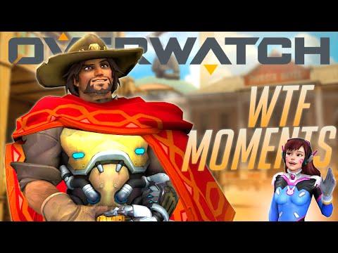 Overwatch WTF Moments #1 (NISLT edition)