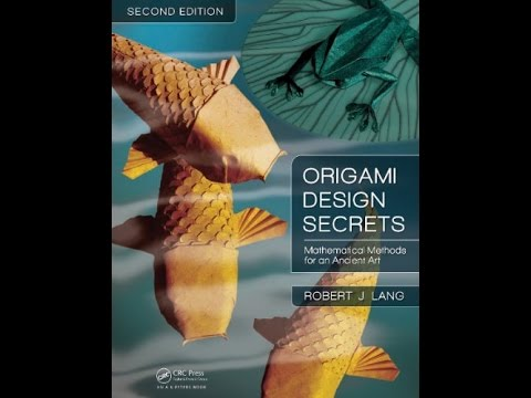 origami design secrets mathematical methods for an ancient art