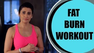 5 Fat Burn Cardio Exercises || Be Fit With Yasmin Karachiwala