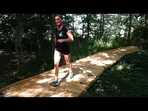 Pures Laufadrenalin beim Panorama-Baumwipfel-Lauf 2021