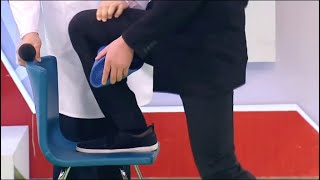 Упражнения при артрозе колен