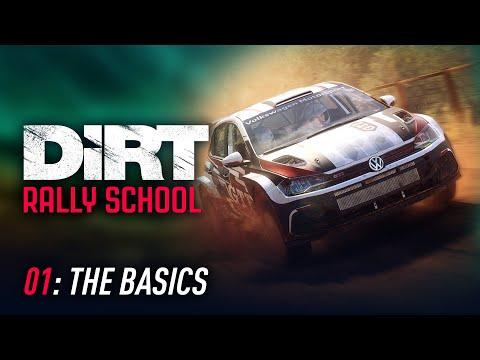 Lesson 01: The Basics - DiRT Rally School