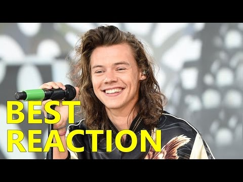 Harry Styles - BEST INTERVIEW REACTION NOT MOMENTS l 5 Years