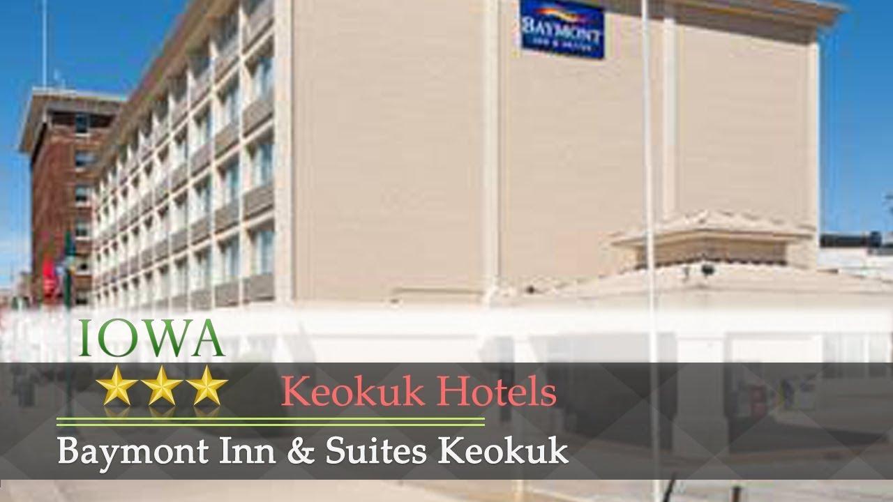 Baymont Inn Suites Keokuk Hotels Iowa