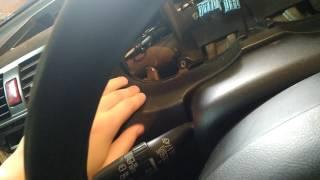 Замена магнитолы Honda