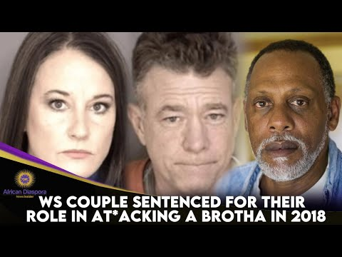 WS Couple Sentenced For Their Role In At*acking A Brotha In 2018