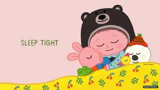[굴리굴리] 아이와 함께 편히 낮잠 잘까요. 굴리굴리 자장가 일러스트&음악