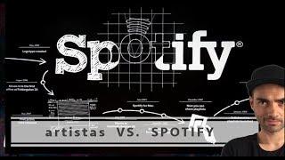 Baixar Artistas que no están en Spotify y por qué
