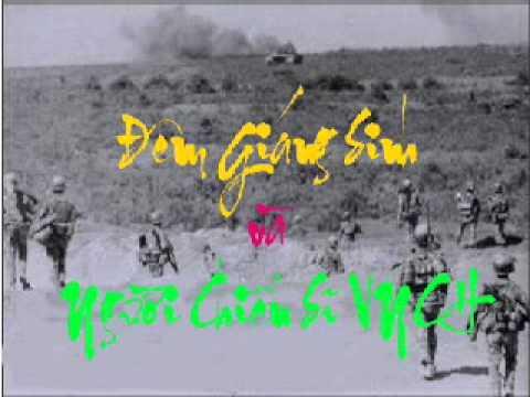 Đêm Giáng Sinh Và Người Chiến Sĩ Việt-Nam Cộng-Hòa