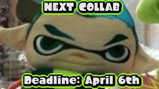 Splatoon 2 Shorts Collab 6 Announcement