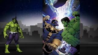 Халк против Супермен Часть 3