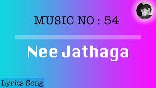 Nee Jataga Full Song | Lyrics with English Translation | Yevadu