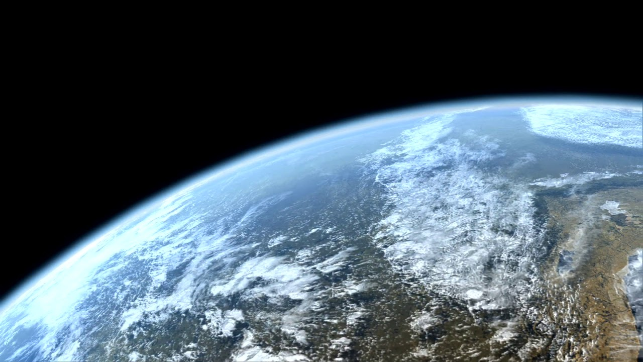 ROYALTY FREE 4K FOOTAGE background VFX EARTH VFX 1 - YouTube