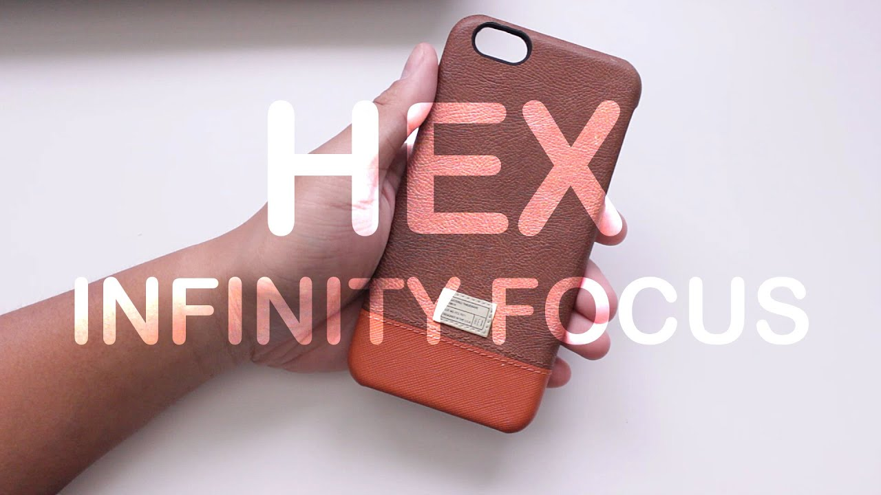 f950dc115f1 Silicon Valley Case Cameo?! - Infinity Focus from Hex (iPhone 6 Plus Review)