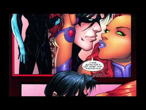 Nightwing & Starfire