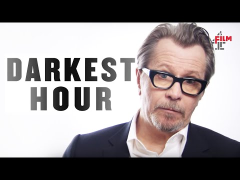 Gary Oldman on playing Winston Churchill in Darkest Hour | Film4