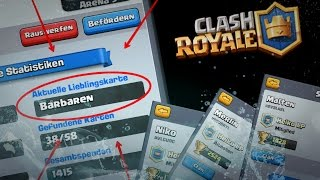 clash Royale German #056 a mobile favorite card deck
