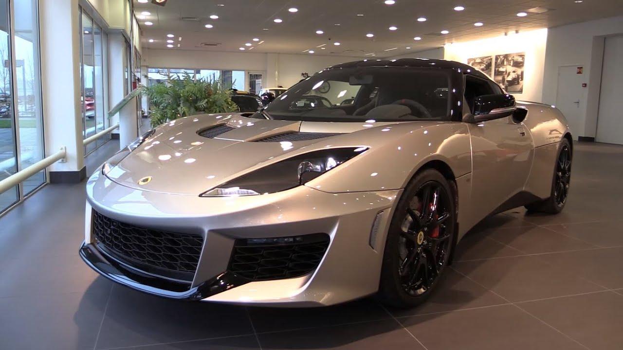 2016 Lotus Evora 400 In Depth Review Interior Exterior - YouTube