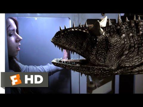 Age of Dinosaurs (3/10) Movie CLIP - Dad Decapitates a Dinosaur (2013) HD