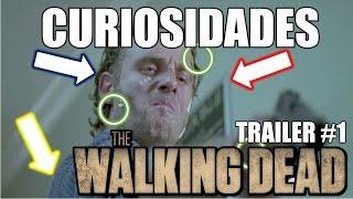 """CURIOSIDADES DEL TRAILER DE """"THE WALKING DEAD"""" TEMPORADA 6"""