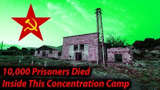 WARNING Ghost Hunting A Haunted Soviet Concentration Camp ( Scary Paranormal Activity )
