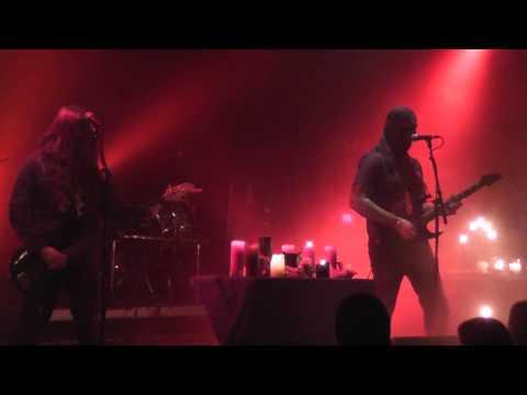 Acherontas - Wampyric Metamorphosis (Stutthof) Live @ Magasin4, Brussels, BE (28.02.2014)