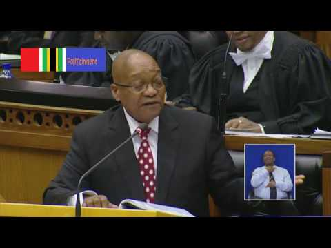 Jacob Zuma roast Mmusi over English (Bell Pottinger question)