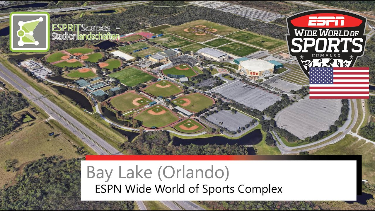 Espn Wide World Of Sports Complex Mls Is Back Tournament Nba Bubble Playoffs Google Earth Youtube