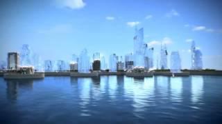 Анимация строящегося в Баку города будущего online video cutter com(, 2016-01-04T17:50:06.000Z)