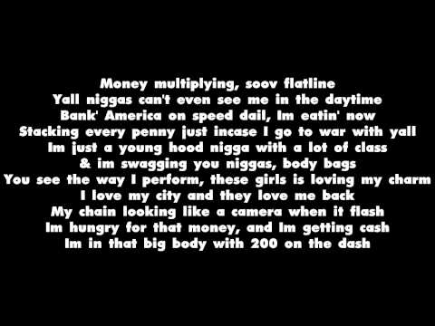 Future - Jealous - Lyrics