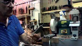 Wood Turning For Beginners - Tool Sharpening
