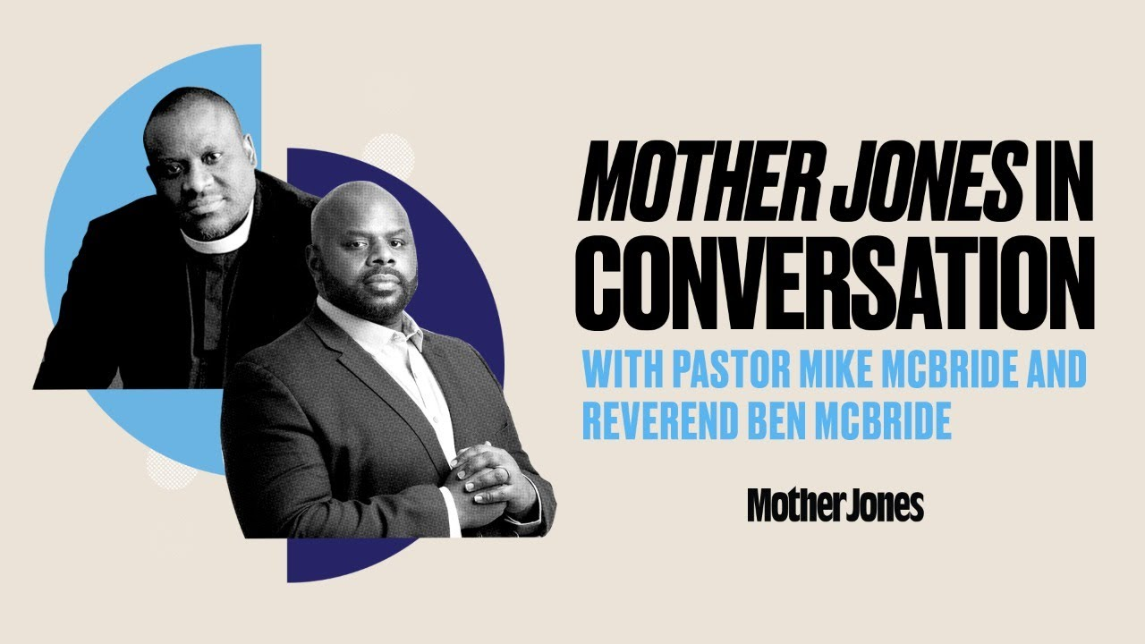 In Conversation with Pastor Mike McBride and Reverend Ben McBride