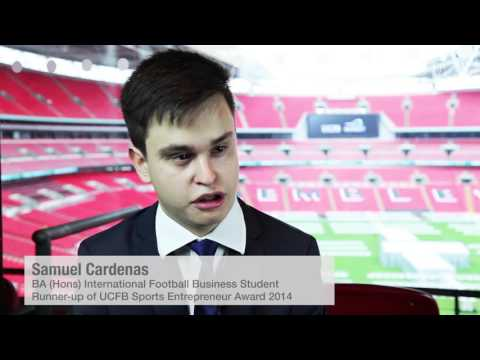 UCFB Sports Entrepreneur Week 2015