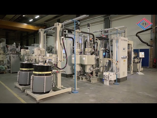 Automatic Pressure Gelation (APG) under Vacuum, Example: GIS-Parts