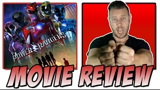 Saban's Power Rangers (2017) - Movie Review