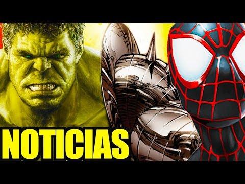 PLANET HULK y Miles Morales en el cine, Flash, Noticias - Imperio Freak