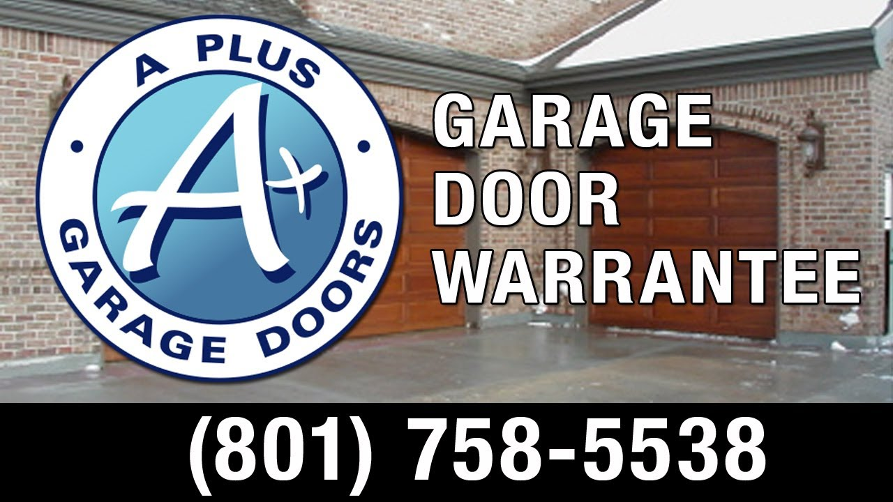 Bountiful Garage Door Repair Warrantees 801 758 5538