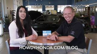 Benefits of Leasing a vehicle by Howdy Honda
