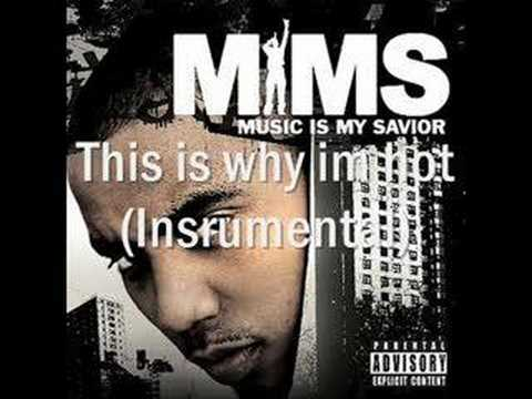 MIMS  This is why im hot Instrumental