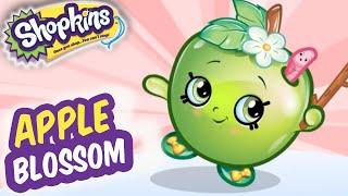 Apple Blossom ? COMPILATION ❤️ Shopkins Cartoons for kids 2019