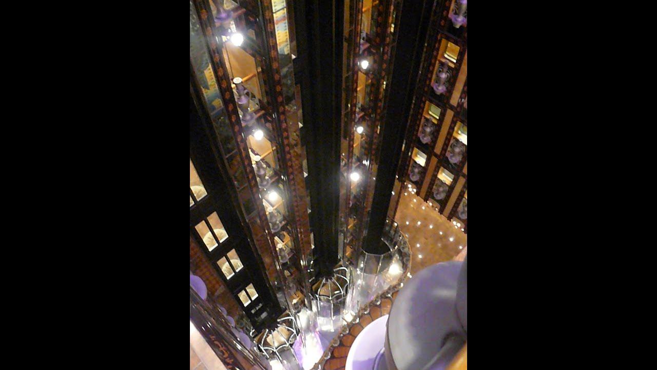 Inside Cruise Ship Carnival Legend- Rundgang Carnival
