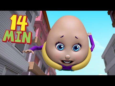 Humpty Dumpty Ran