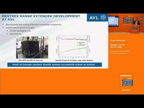 Update AVL SOFC & SOEC fuel cell engineering