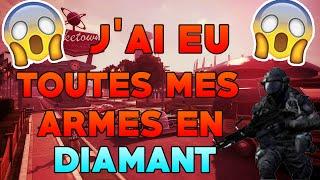 J'AI EU TOUTES MES ARMES EN DIAMANT - Black Ops 2