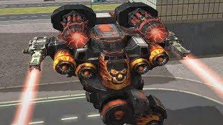 War Robots - Natasha Zeus/Gekko's Gameplay